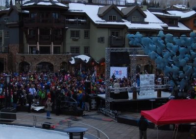 Olympic Send Off-Steamboat Springs